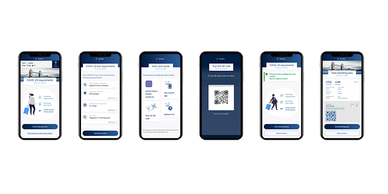 Lufthansa enables digital health verification via mobile – PhocusWire
