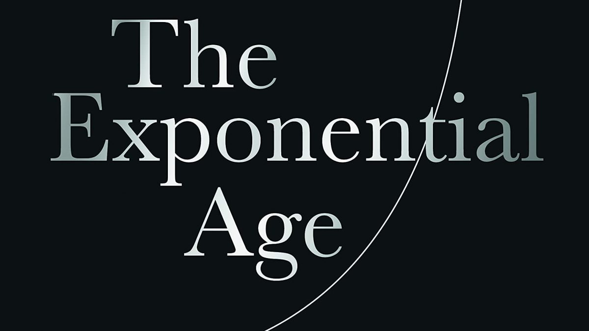 Everything is accelerating in the exponential age