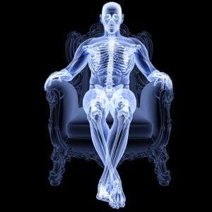 Goodbye, Flat X-Rays: AI Provides Visual Depth